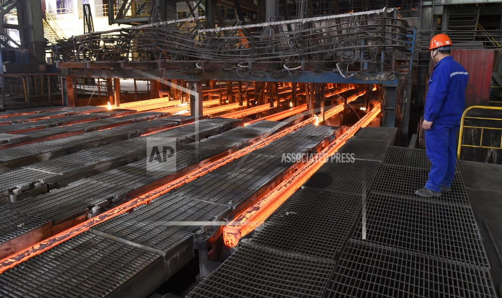 China shrinks steel industry slowly, drawing Western ire