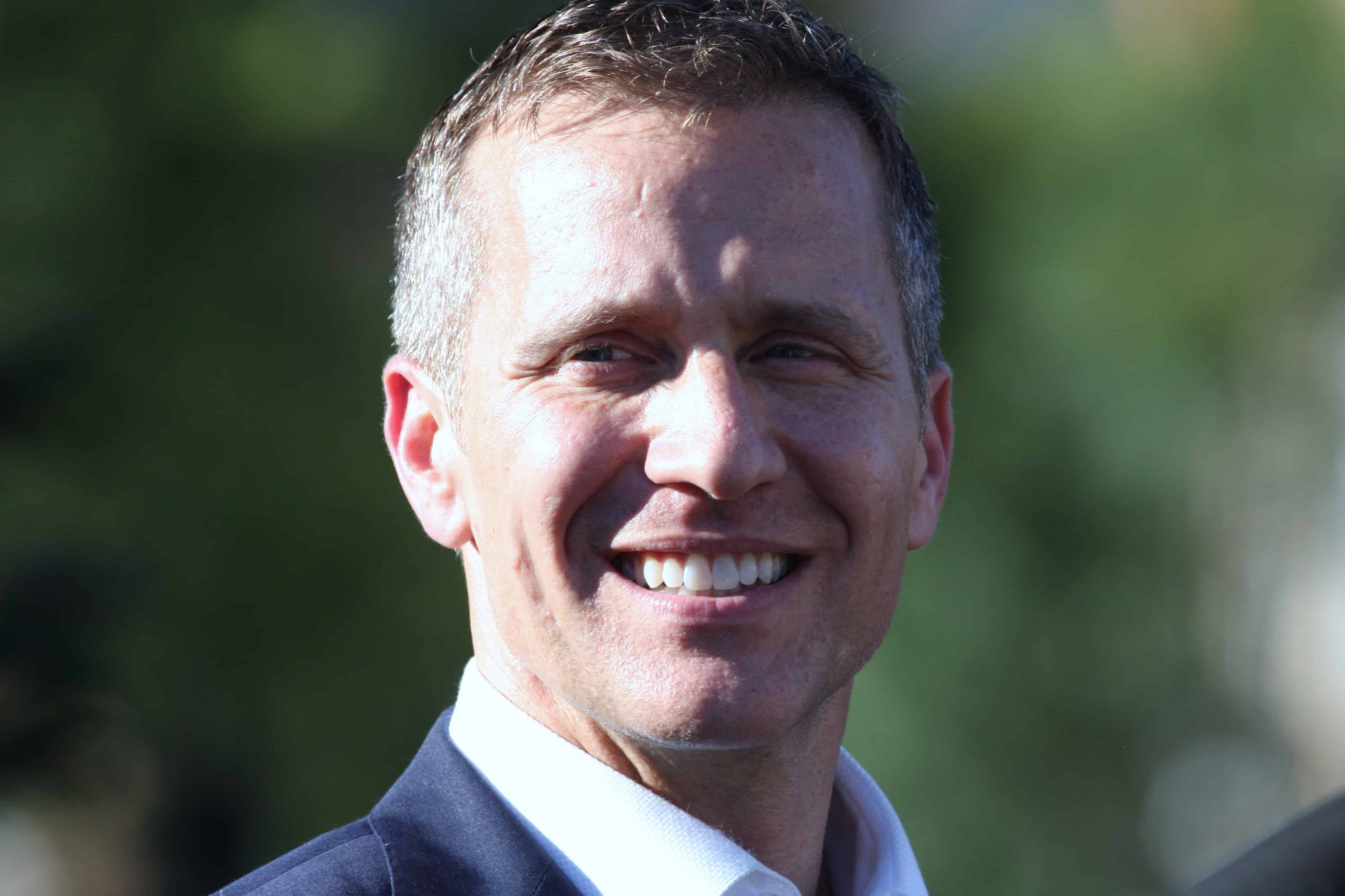 Missouri Governor Greitens Announces New Job Training Opportunities for Students