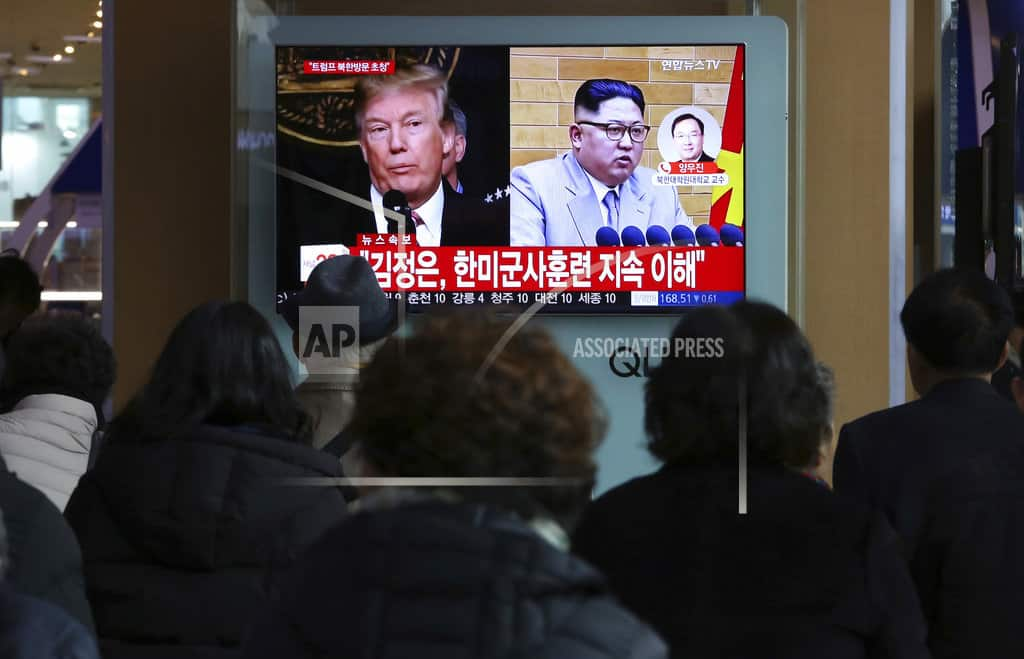 US officials: NKorea will face no more conditions for talks