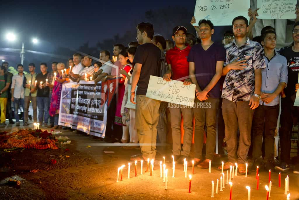 Nepal plane crash survivors say it's a miracle they're alive