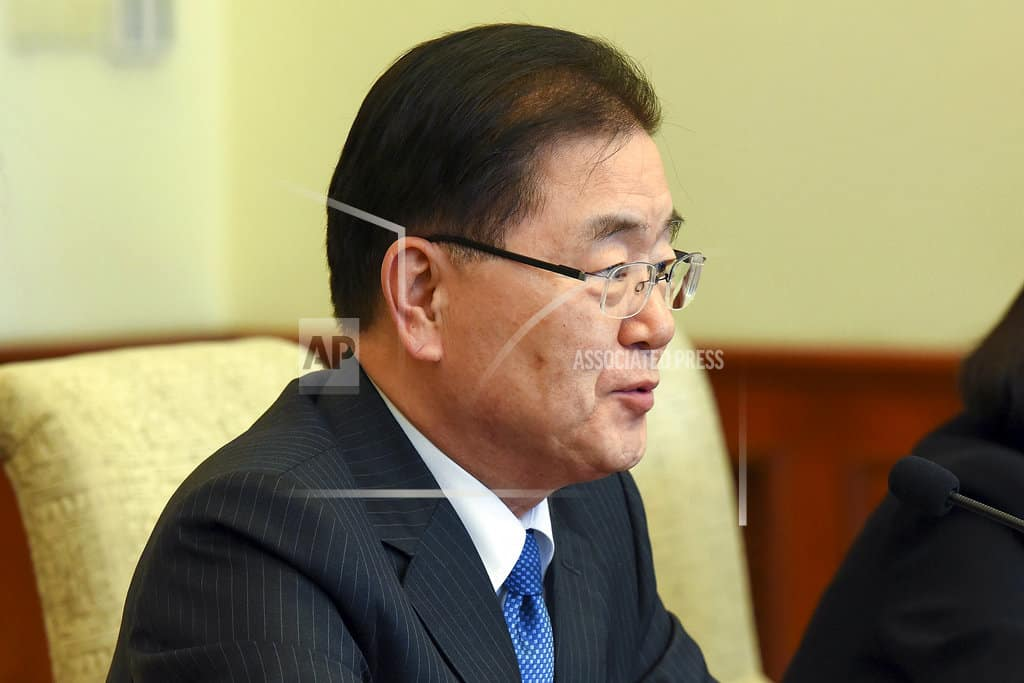 Seoul envoy praises China's role in fostering new nuke talks