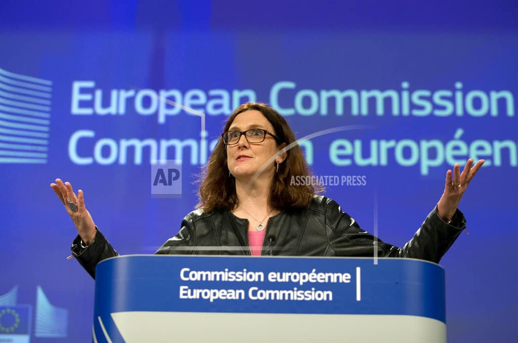 EU seeks clarity on whether it will be hit by US tariffs