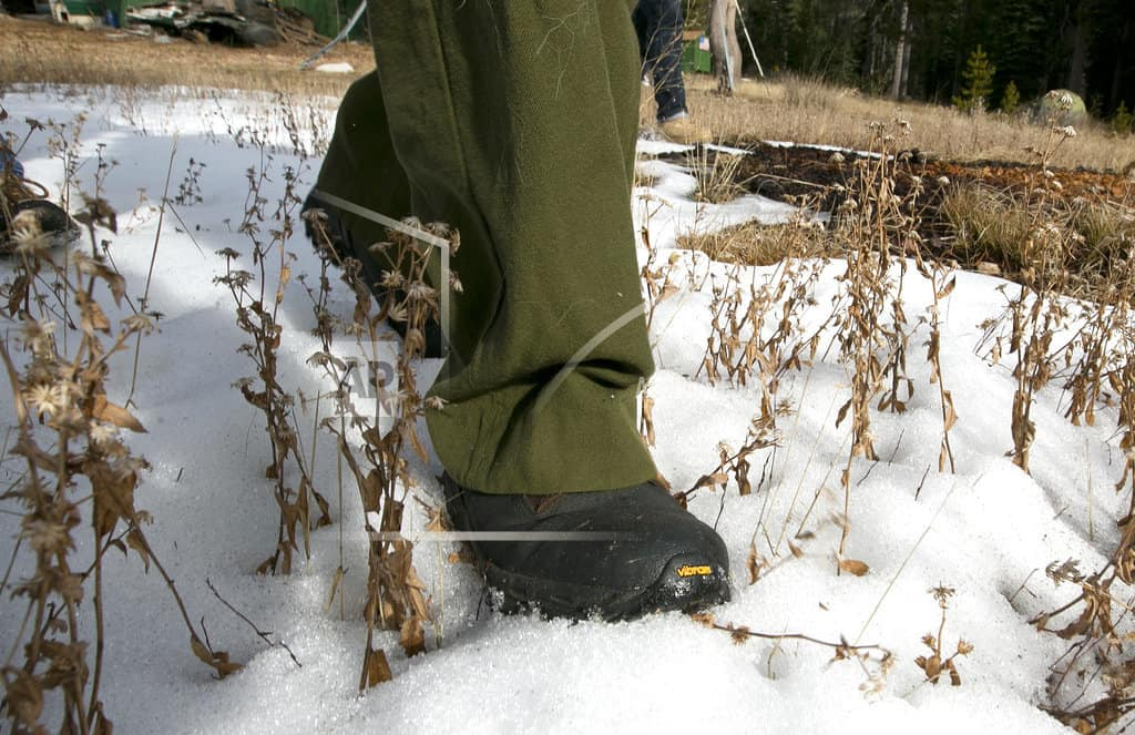 Welcome snow slows California's plunge back to drought