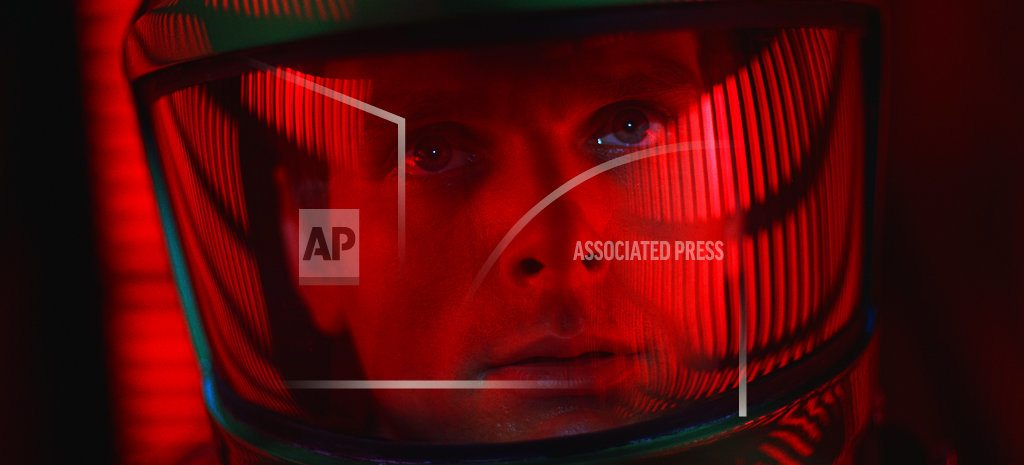 Unrestored '2001: A Space Odyssey' returning to theaters