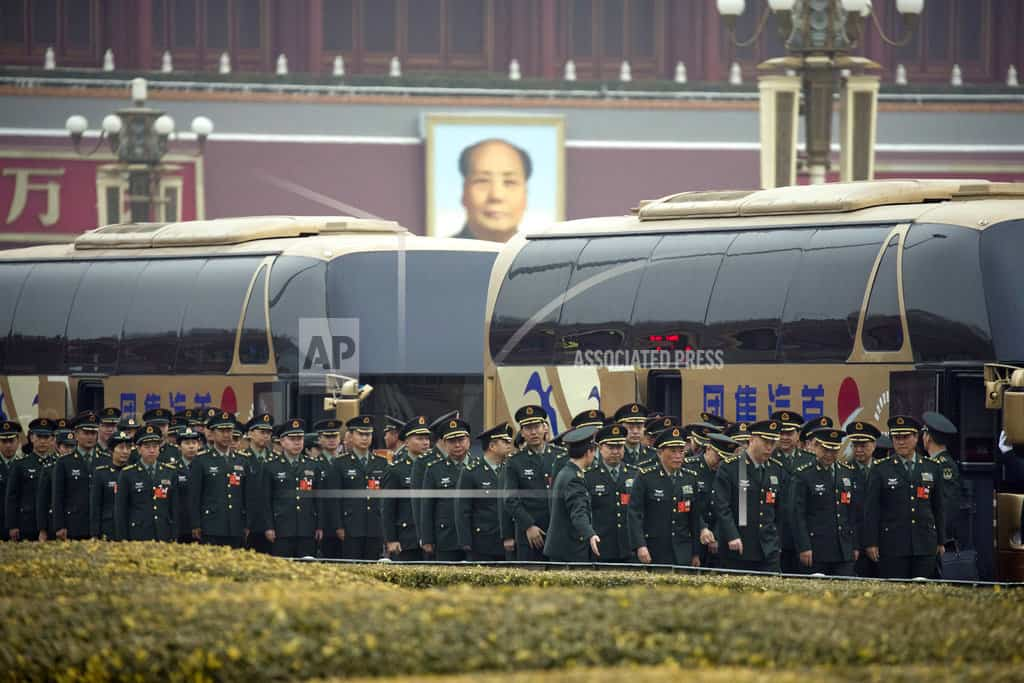 No. 2 spender China to boost defense spending in 2018