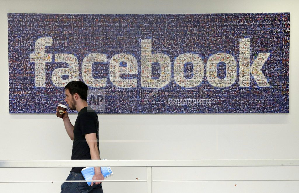 The Latest: Zuckerberg says it's time to regulate tech firms
