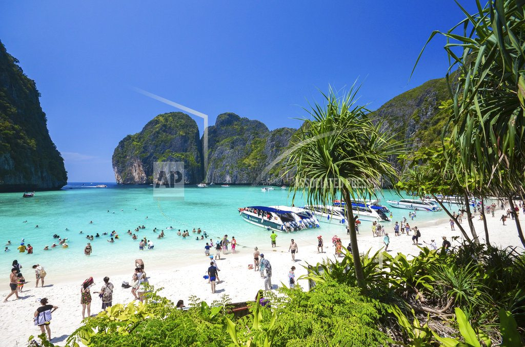 Thailand to give the beach from 'The Beach' movie a breather