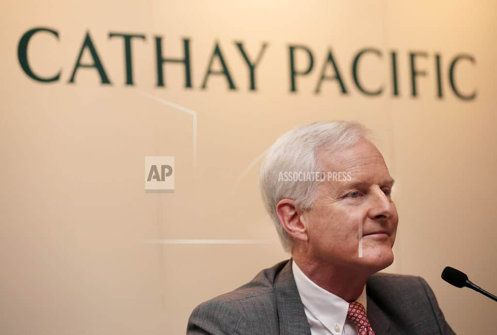 Cathay Pacific Airways loss doubles on intense competition