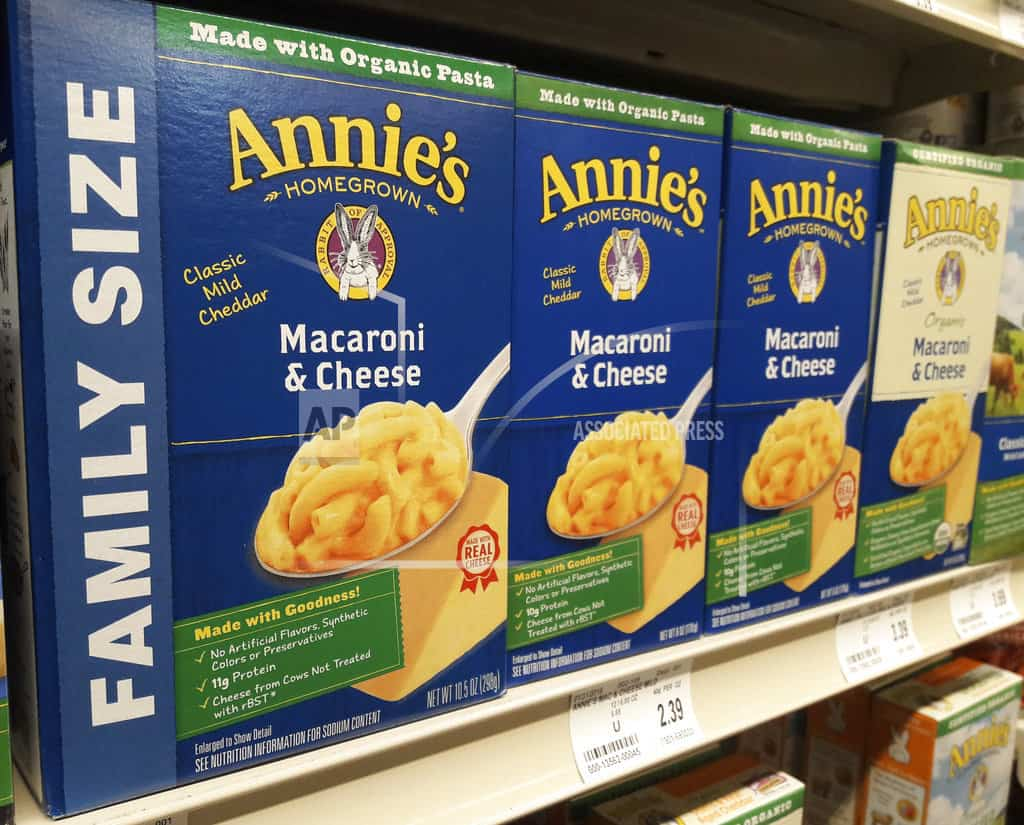 General Mills, Annie's Mac & Cheese tap South Dakota farm