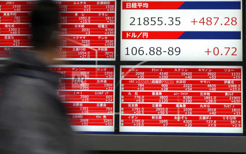Global stocks hold firm despite US tariff confirmation