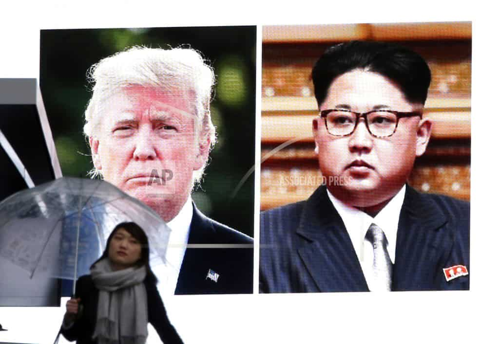 A look at what's ahead in a landmark Trump-Kim summit