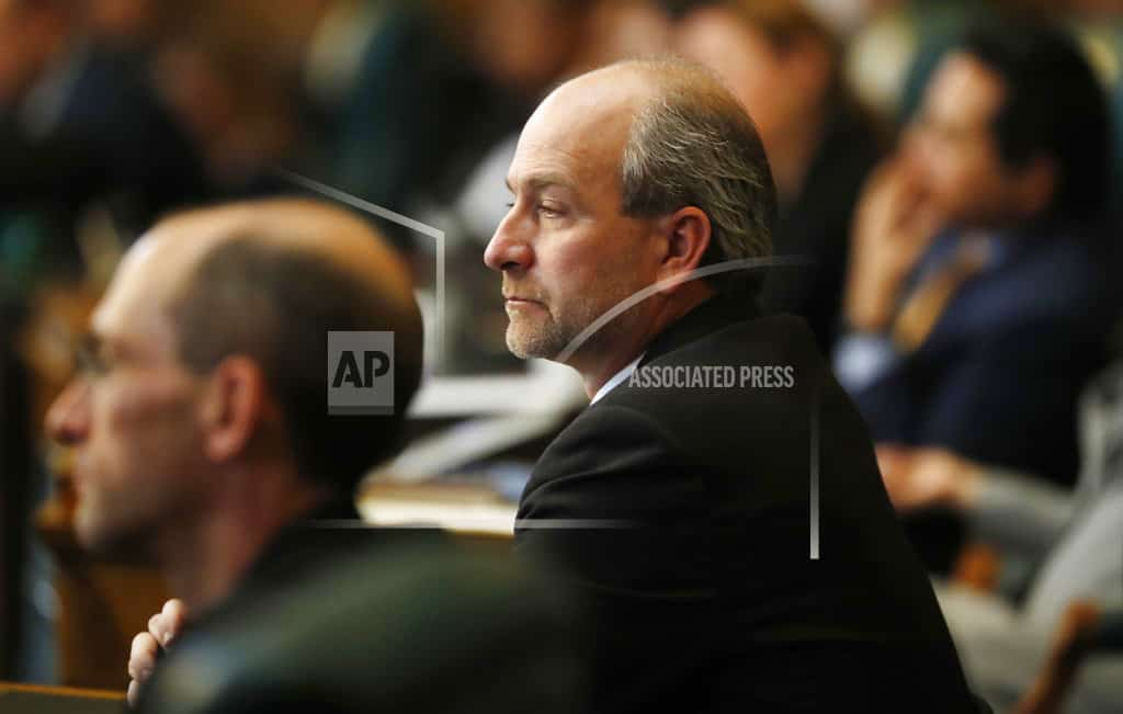 Colorado lawmakers mull sex misconduct investigation results