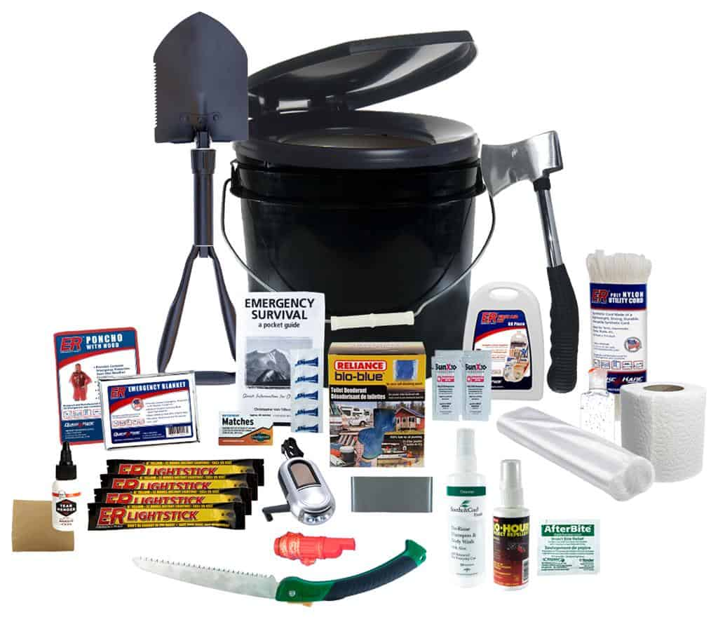 Quake Kare Launches ER™ Camping Survival Kit