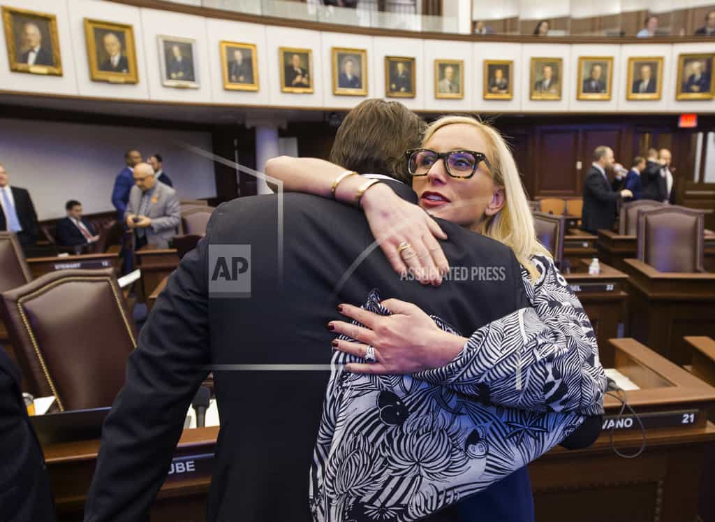 Florida senators pass gun restrictions; House yet to act