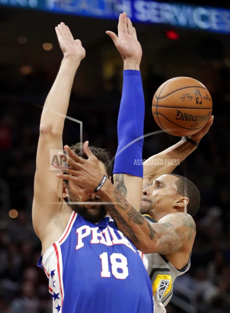 Sixers showcase themselves for LeBron, down Cavs 108-97