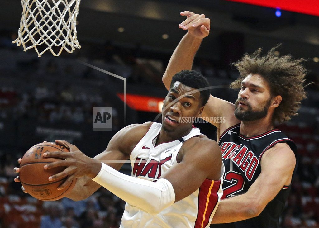 Picture imperfect: Heat may be at crossroad with Whiteside