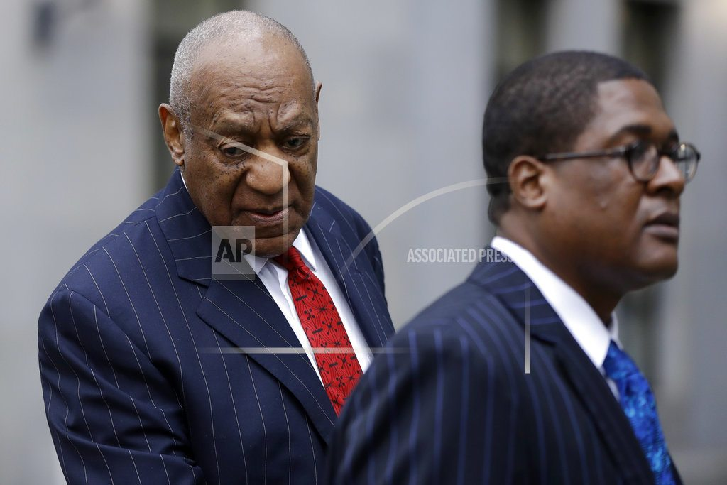#MeToo movement looms over jury selection in Bill Cosby case