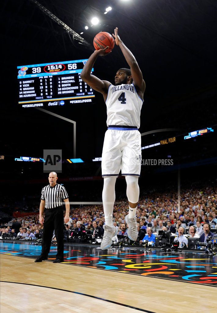 From humble beginnings, 3-point shot now the key to a title