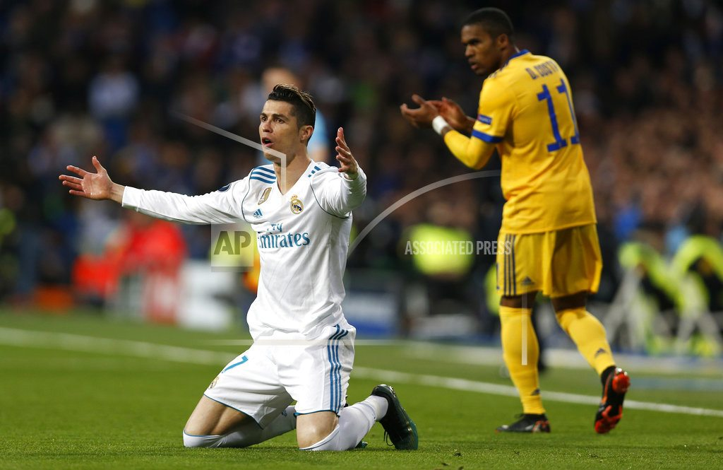 MADRID | Late Ronaldo penalty puts Madrid into CL semifinals