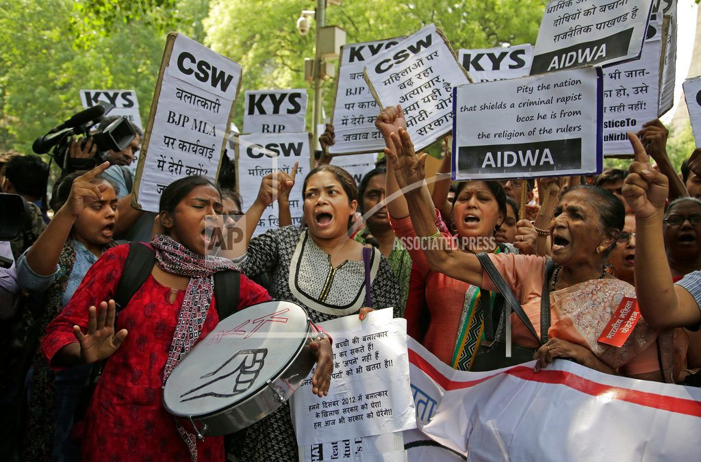 LUCKNOW, India | India ruling party lawmaker arrested on rape allegation