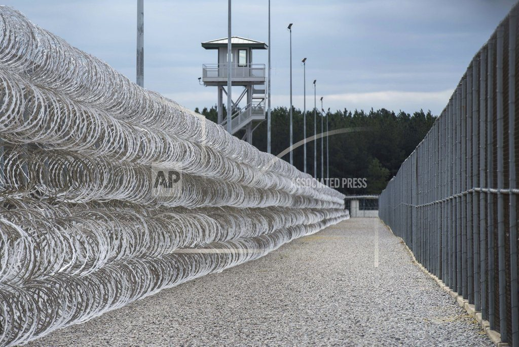 COLUMBIA, S.C | South Carolina's prisons among the deadliest in the US