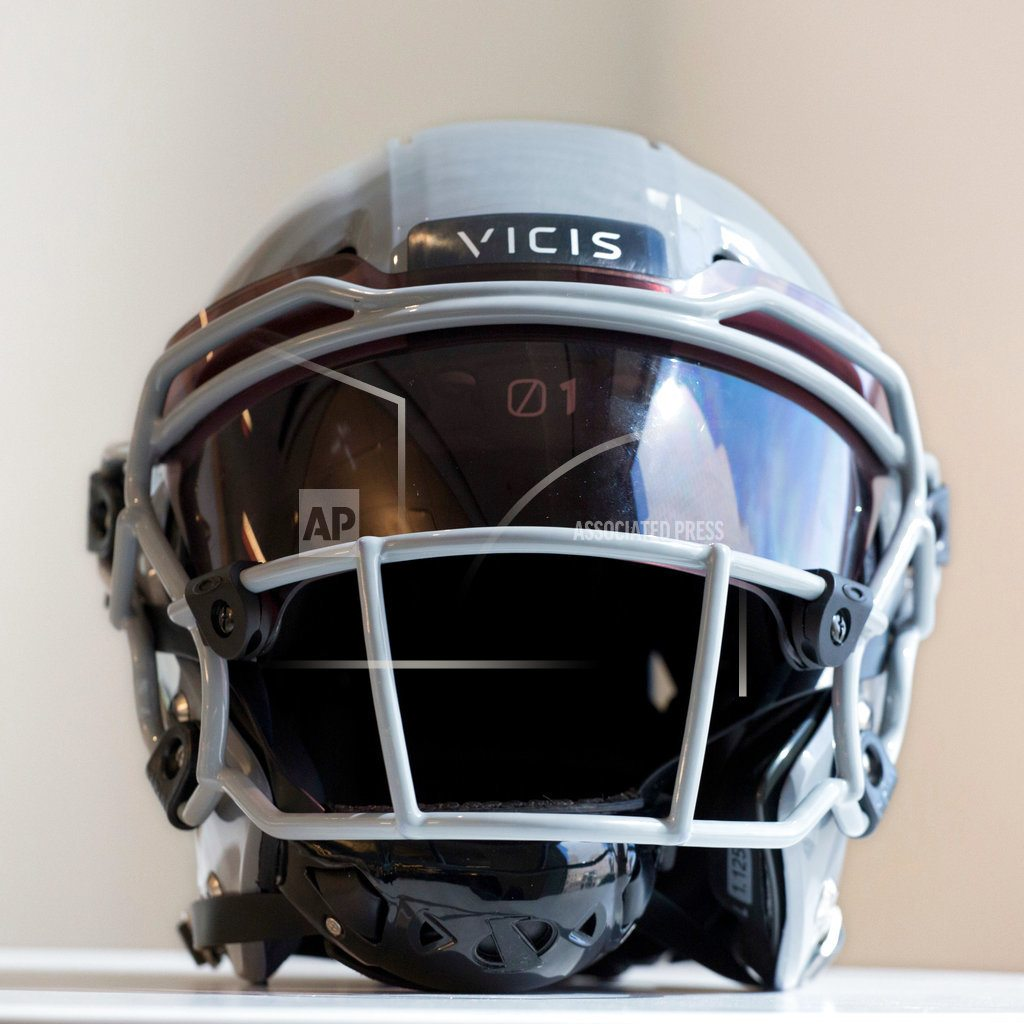 NEW YORK | NFL to prohibit use of certain helmets for 1st time