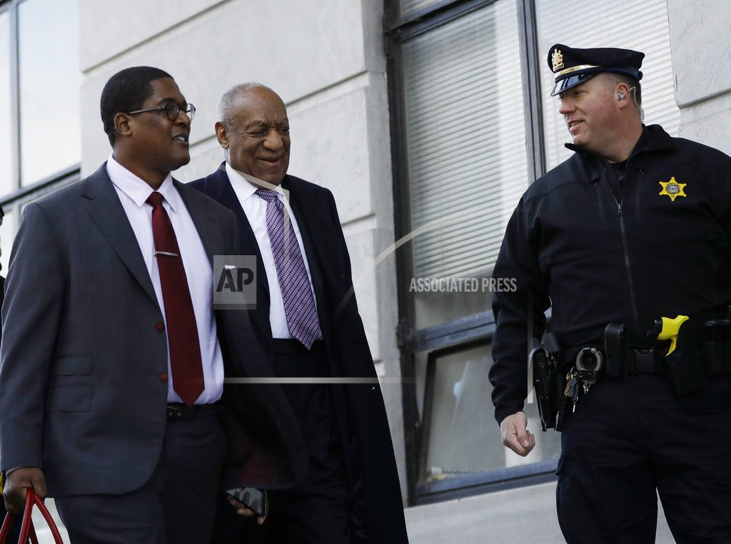 NORRISTOWN, Pa | Jurors are hearing Bill Cosby's deposition testimony about giving quaaludes to women before sex