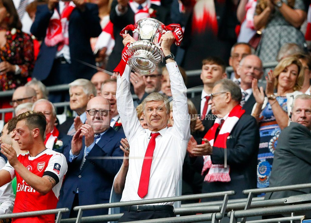 LONDON | Wenger to leave Arsenal after more than 21 years in charge