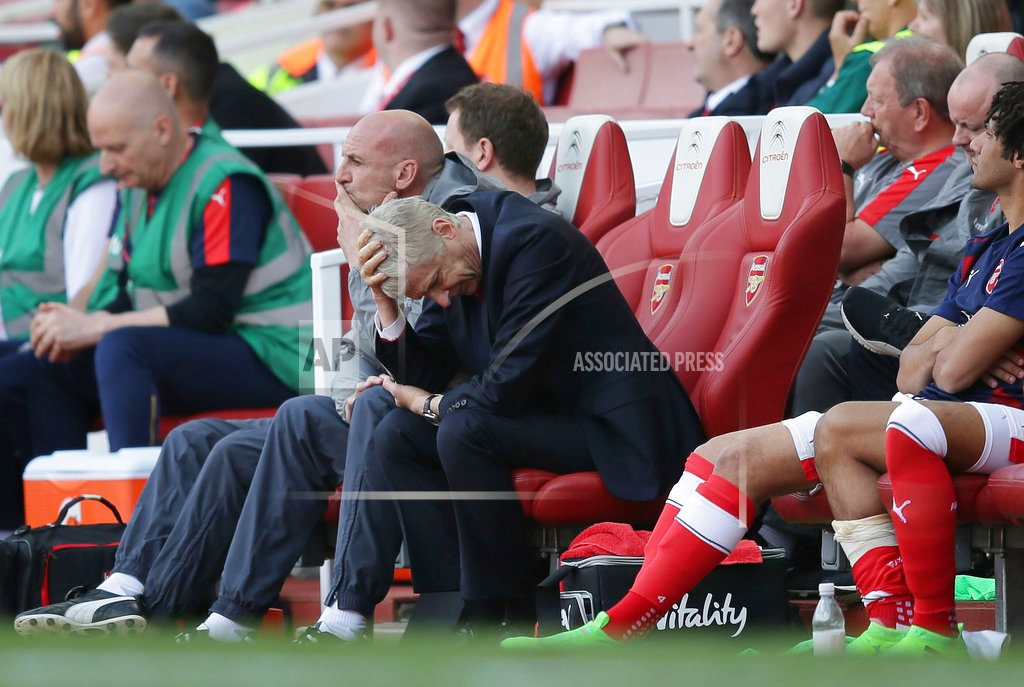 LONDON | Wenger stuns Arsenal players by quitting after 21 years