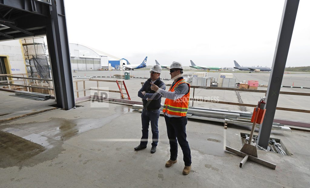 EVERETT, Wash | Suburban Seattle getting rare, private US airport terminal