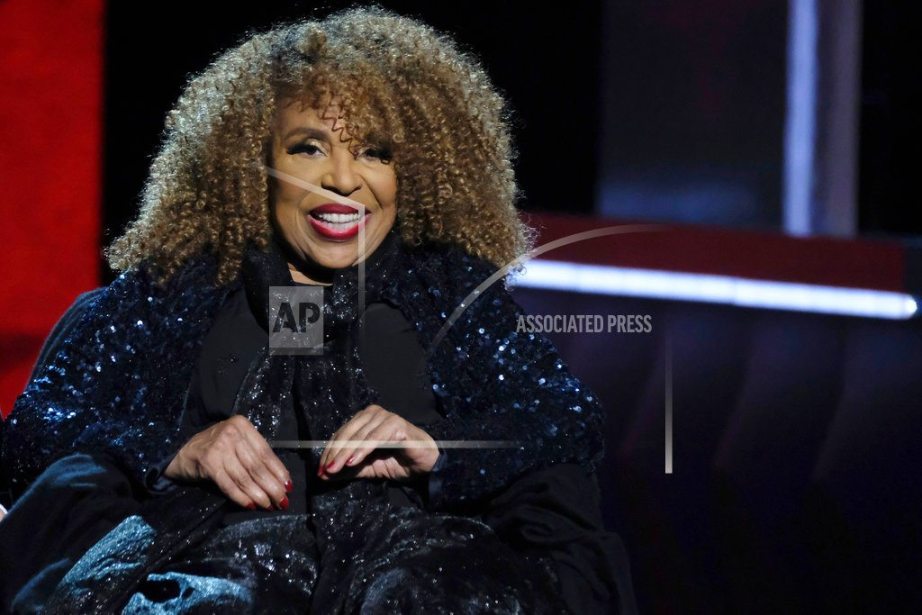 NEW YORK | Roberta Flack cuts short her appearance at Apollo Theater