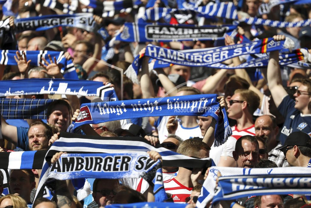 BERLIN | Hamburger SV keeps alive survival hopes in Bundesliga
