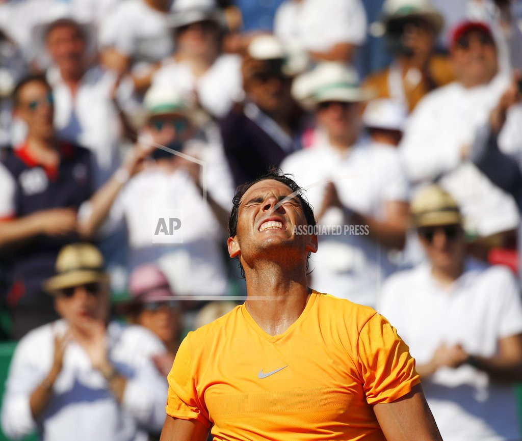 MONACO | Even modest Nadal impressed by record 31st Masters title