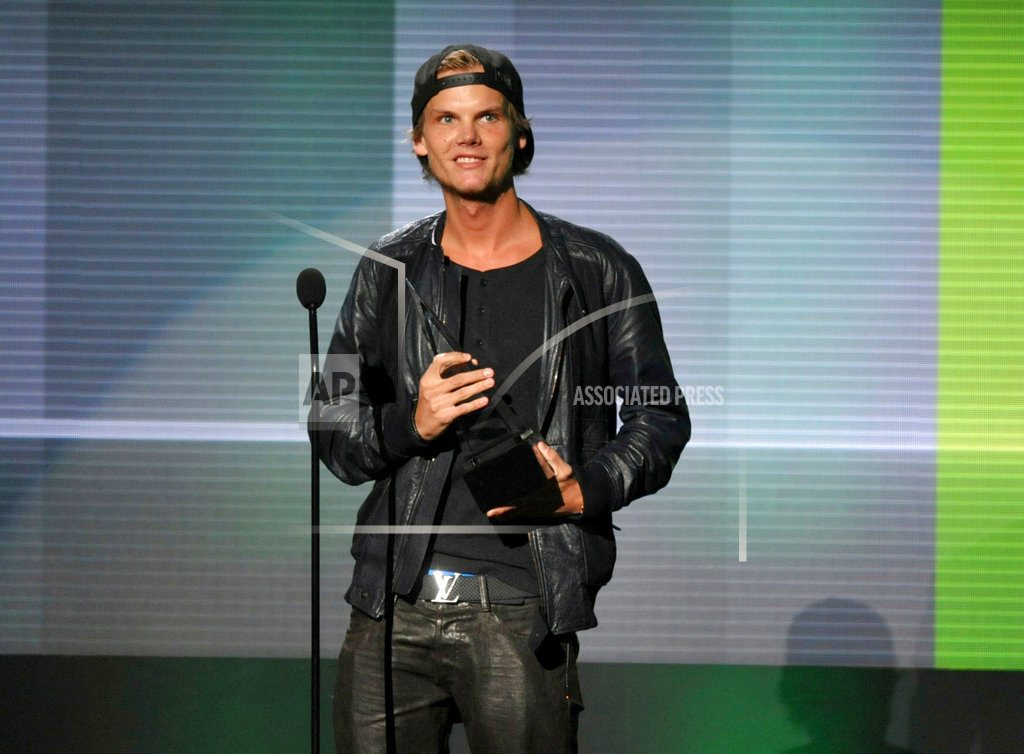 NEW YORK | Avicii's family releases 2nd statement about late DJ
