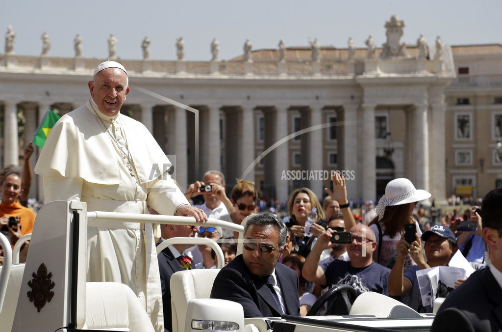 VATICAN CITY | Vatican aims to keep charities, donations clean with new law
