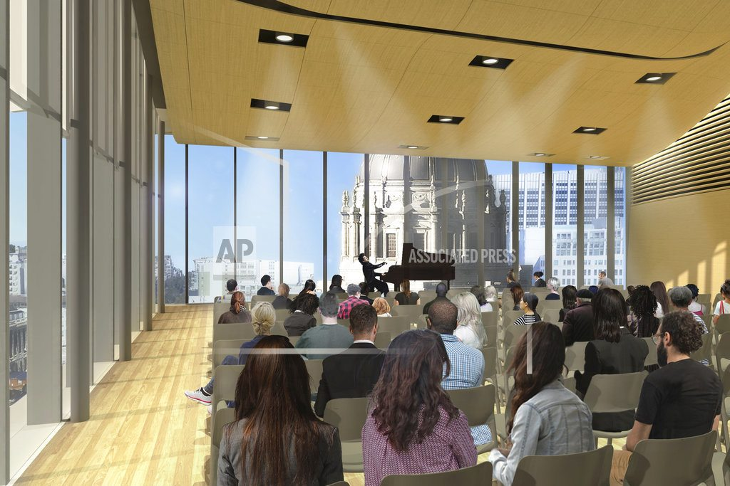 San Francisco Conservatory of Music to build new facility