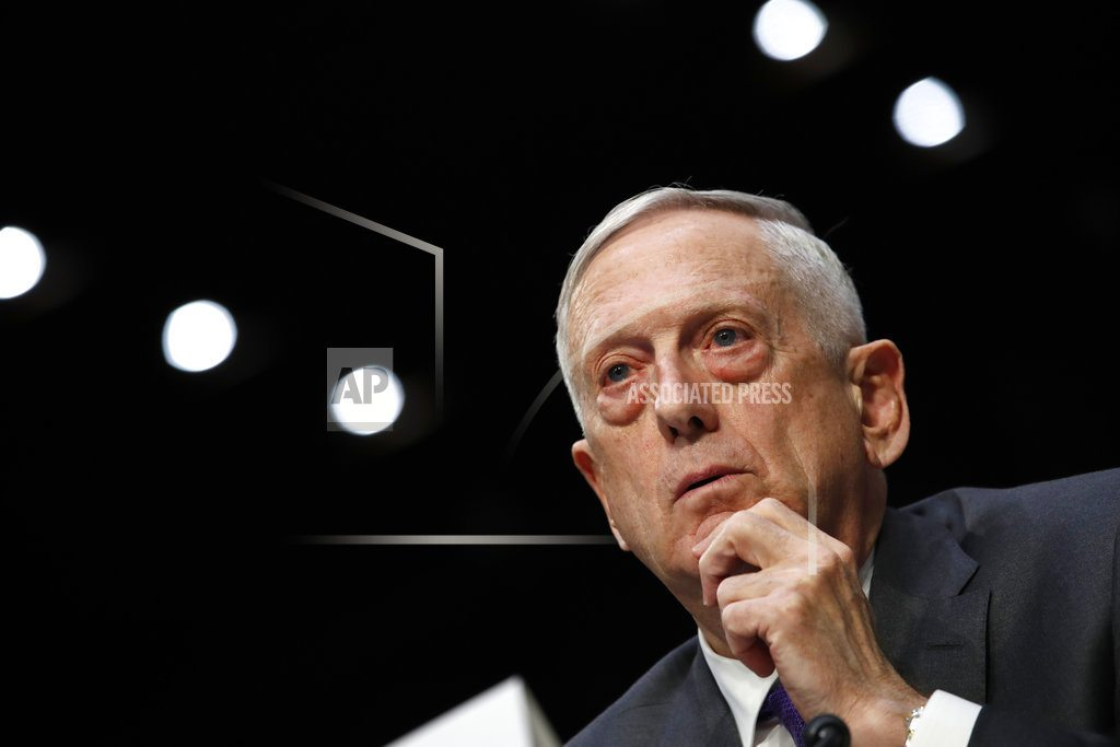 WASHINGTON | Pentagon chief calls sexual assault a cancer in military