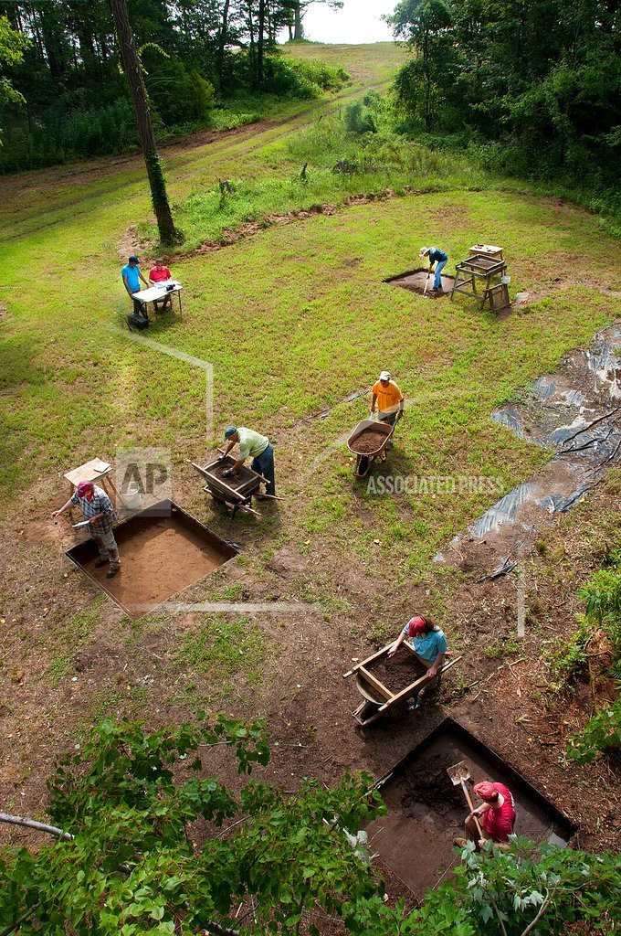 RALEIGH, N.C | Land deal will preserve site linked to Lost Colony mystery