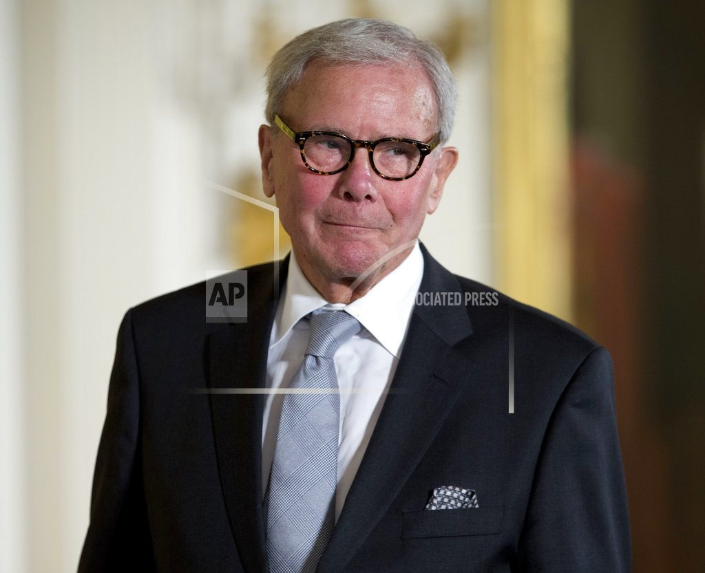 FAIRFIELD, Conn | Tom Brokaw cancels commencement speech amid allegations