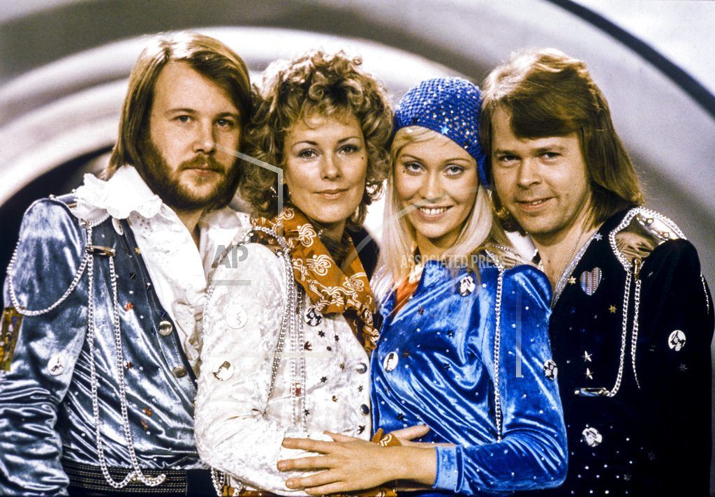 LONDON | Here we go again: ABBA records first new songs in 35 years