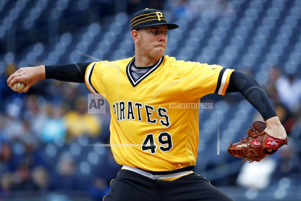 PITTSBURGH | Kingham perfect through 6 innings for Pirates in MLB debut