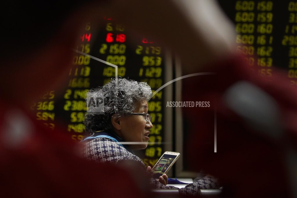 Shares higher in Asia, some markets closed for holidays