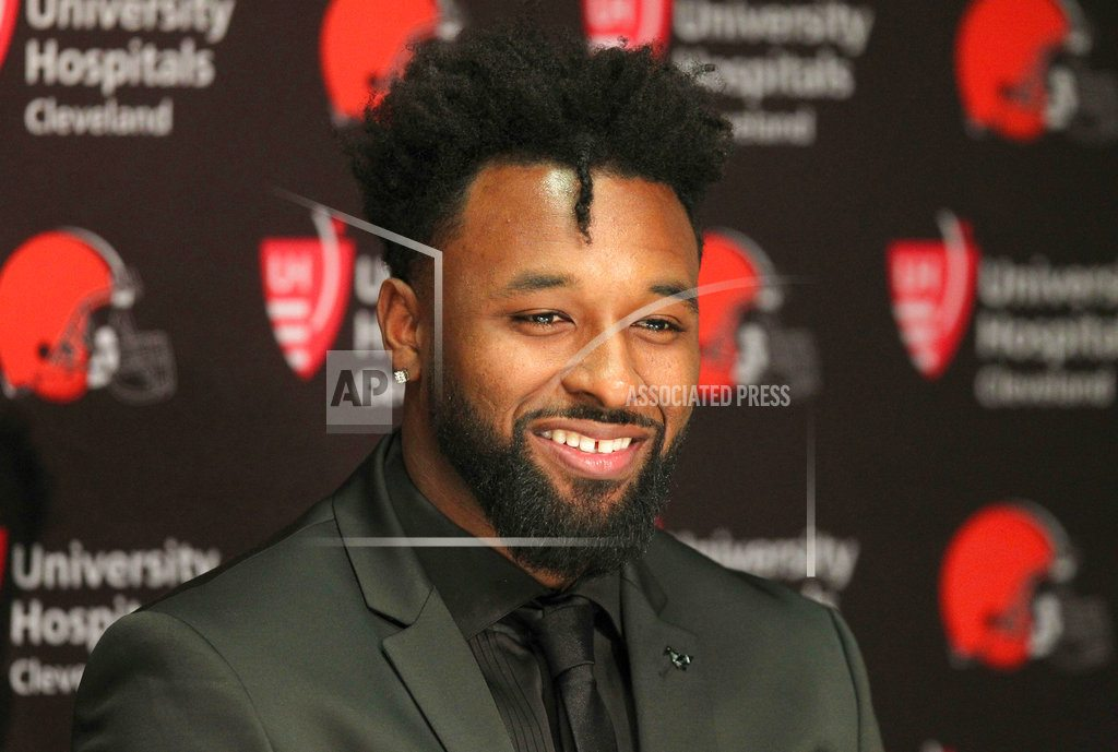 CLEVELAND | Landry signs $75 million contract extension with Browns
