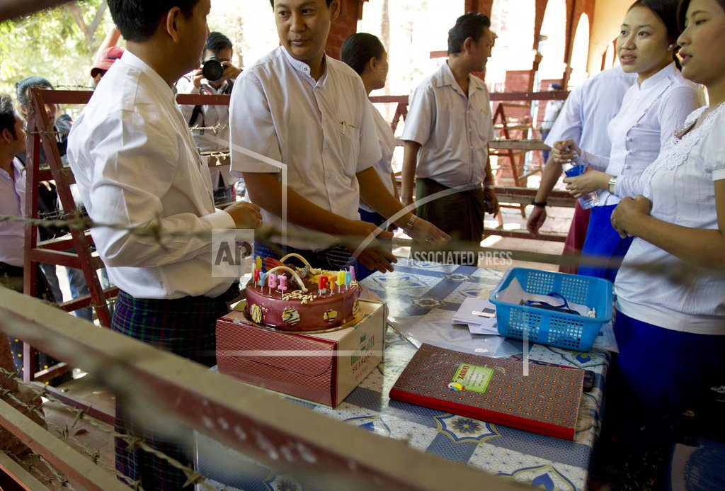 YANGON, Myanmar | Myanmar court refuses to dismiss charges against journalists