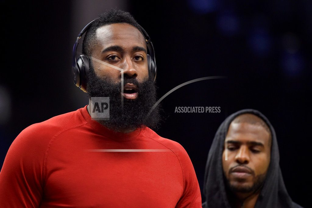 HOUSTON | D'Antoni, Harden and Paul poised to capture trio's 1st title