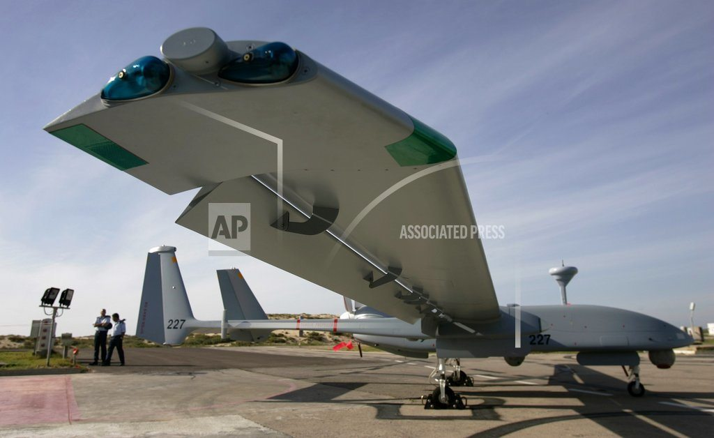 BERLIN | Germany closing in on deal to buy 1st weapons-capable drone