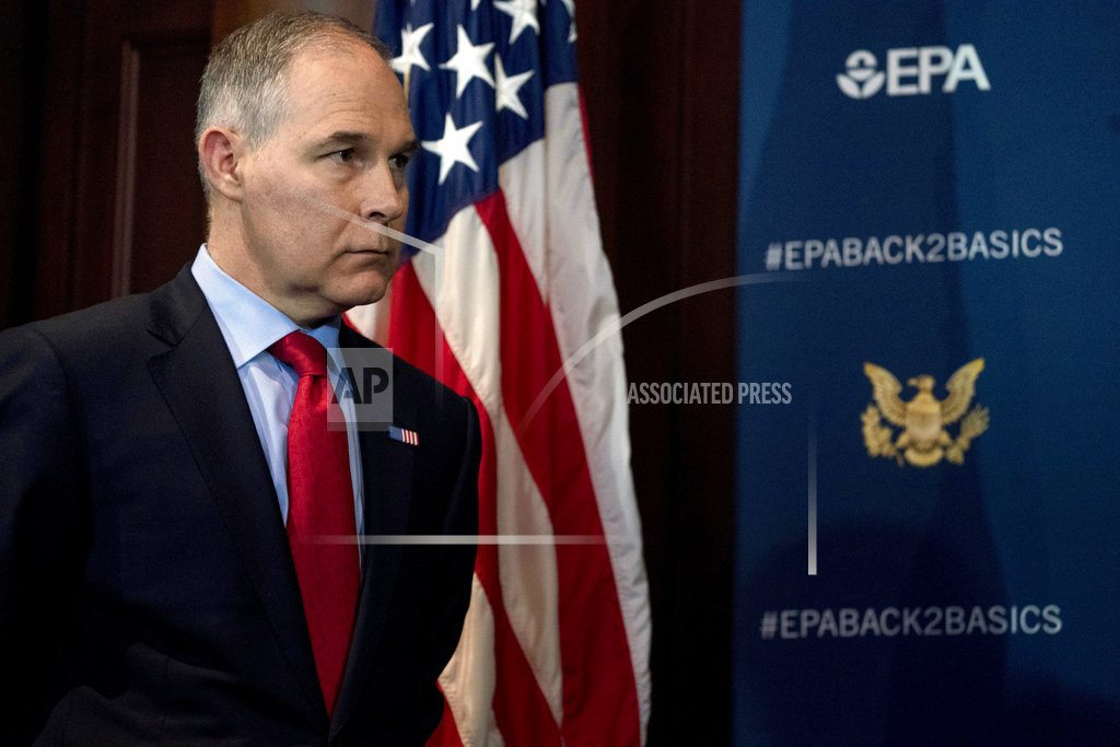 WASHINGTON  | Lobbyist tied to condo leased by EPA chief retires from firm