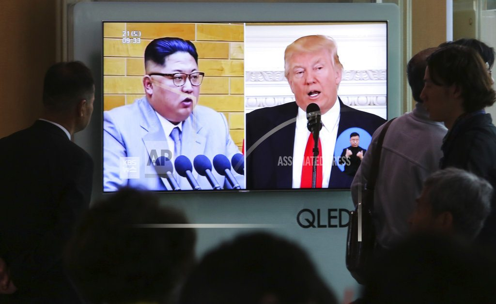 SEOUL, South Korea  | The Latest: US ambassador to UN hails NKorea nuke suspension