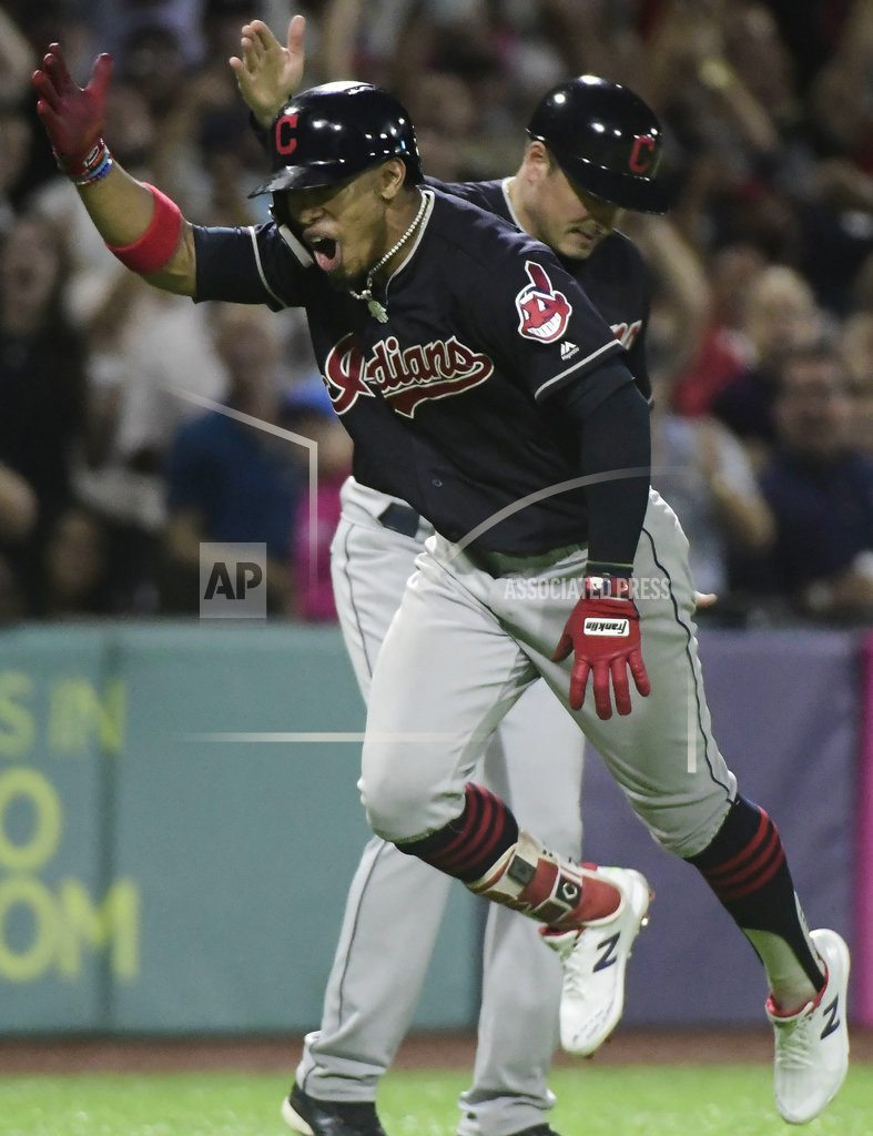 SAN JUAN, Puerto Rico | A homer at home: Lindor's shot helps Indians top Twins 6-1