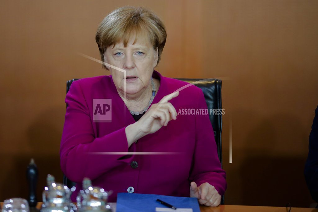 PALM BEACH, Fla. | Trump to host Merkel with Iran nuclear deal a pressing issue